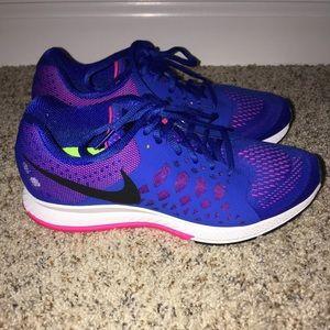 Women's Nike Zion Pegasus 31 Hyper.